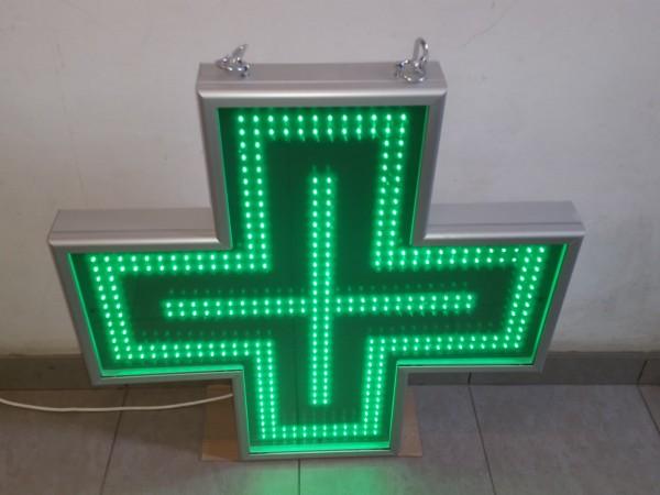 Cruce de farmacie 800 x 800 ECONOMY, model VITRINA