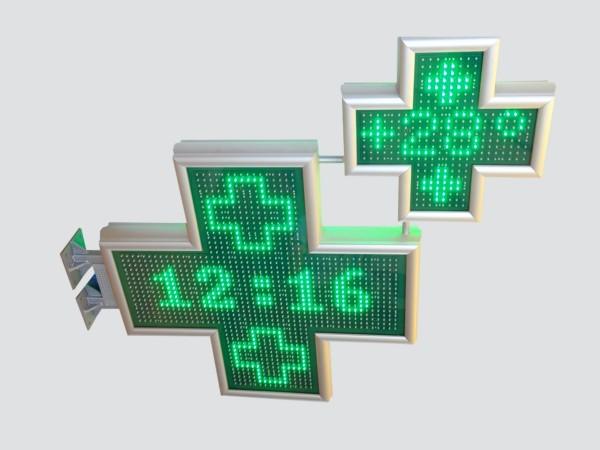Cruce farmacie 1100 x 1100 cu EXTENSIE cruce farmacie 560 x 560