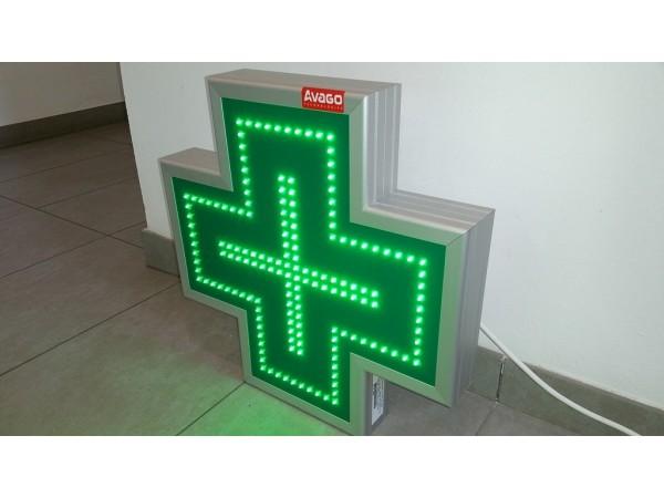 Cruce farmacie 500 x 500 ECONOMY, model VITRINA