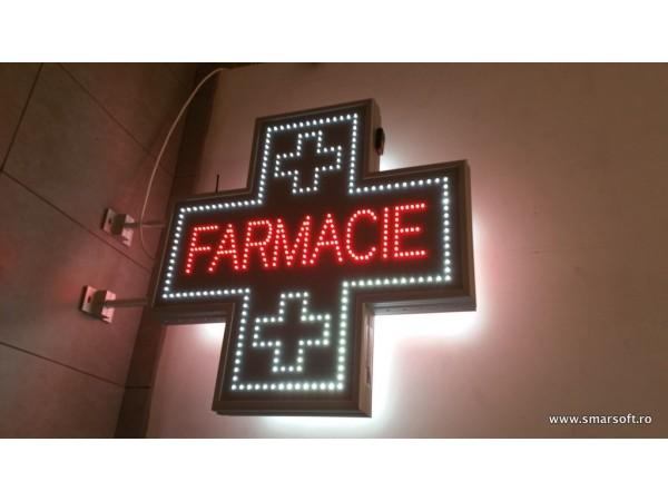 Cruce de farmacie 800 x 800, model ECONOMY