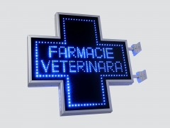Cruce farmacie 750mm ECONOMY, model FARMACIE VETERINARA