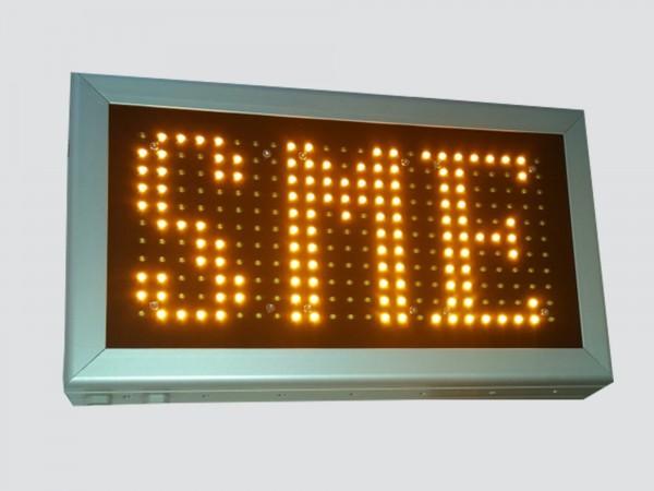 Afisaj electronic cu LED-uri pentru AUTOBUZE / AUTOCARE
