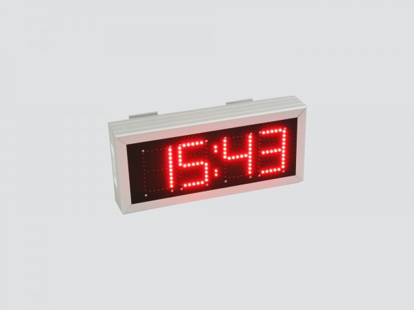 Ceas electronic OraDataTemperatura, model 7, comanda ModBus