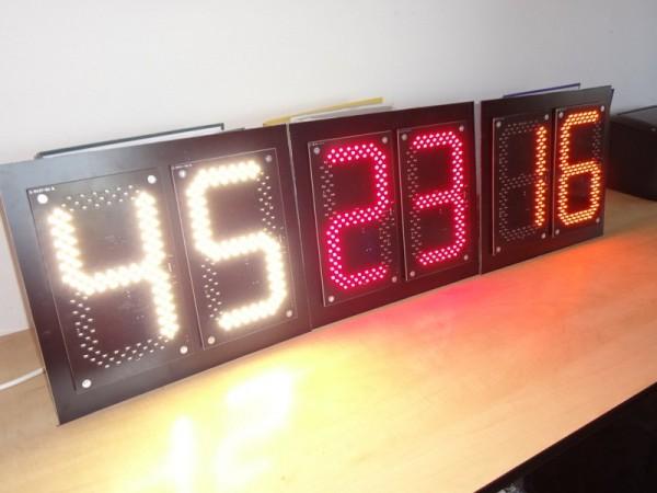 DIGITI cu LED-uri OSRAM 225mm x 120mm