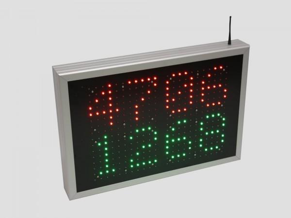 Afisaj cu LED-uri 500mm x 340mm, DP16, monitorizare eficienta utilaj