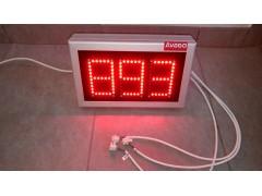 Numarator cu LED-uri, 3 caractere, 324mm x 200mm, digit 60x100