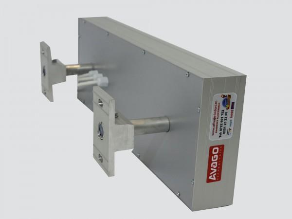 Numarator cu LED-uri, 6 caractere, 580mm x 200mm, digit 60x100