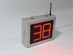 Cronometru cu LED-uri, 2 caractere, 242mm x 200mm, digit 60x100