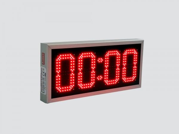 Cronometru cu LED-uri 650mm x 293mm, format MM:SS, digit 98mm x 182mm