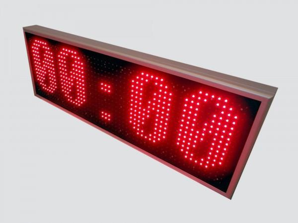 Cronometru cu LED-uri, 1190mm x 410mm, format MM:SS