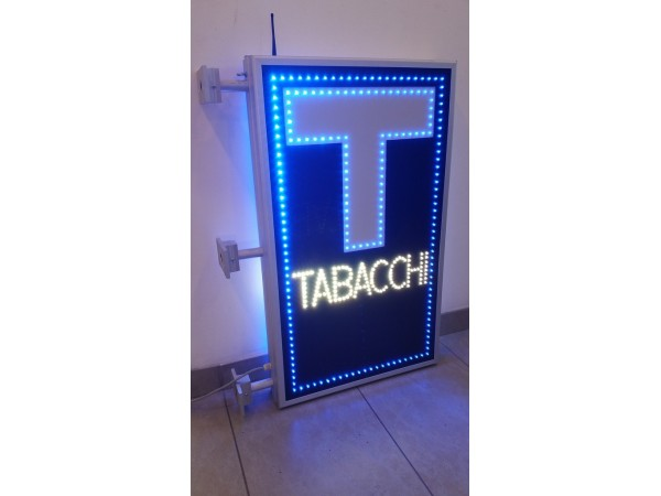 Reclama luminoasa cu LED-uri 540mm x 900mm, TABACCHI