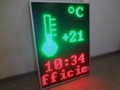 Afisaj cu LED-uri 1050 x 1410, afisare 6 randuri