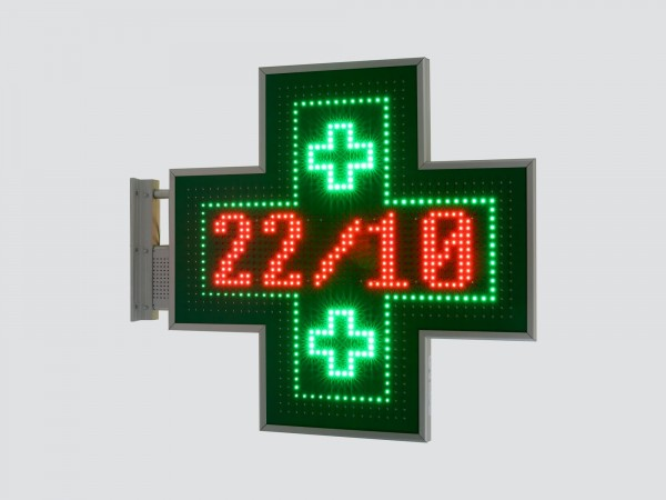 Cruce farmacie 900 x 900, model MIXT