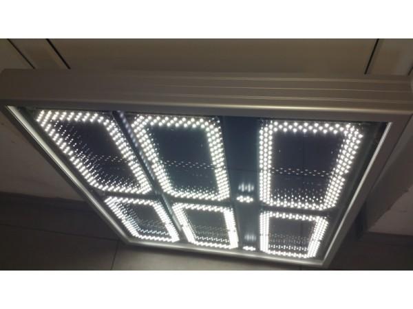 Afisaj electronic LED-uri OSRAM, dimensiuni 715 x 770, 2 intrari 4-20mA