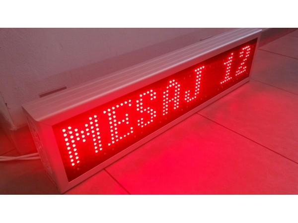 Afisaj electronic cu LED-uri 846mm x 210mm, DP12mm