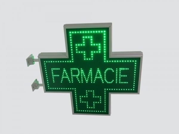 Cruce farmacie 850 x 850 SEMNALIZARE, model FARMACIE