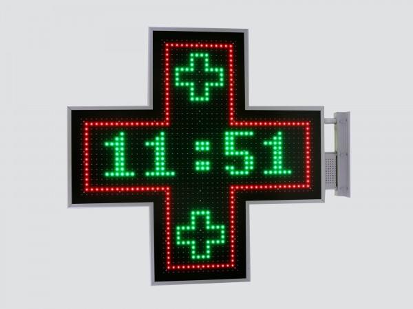 Cruce farmacie 1100mm PREMIUM model personalizat pentru FARMACIILE CATENA