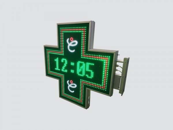 Cruce farmacie 1050mm, model personalizat pentru FARMACIILE ALPHEGA