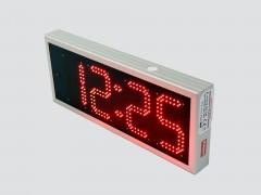 Ceas electronic stradal model 1,Ora-Data-Temperatura, 696mm x 283mm