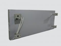 Ceas electronic model 4, Ora-Data-Temperatura, 1300mm x 530mm