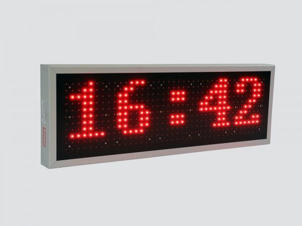Ceas stradal cu LED-uri model 2