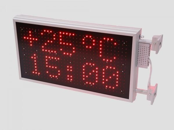 Ceas stradal cu LED-uri model 6 B