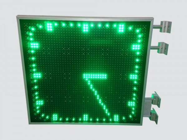 Ceas stradal cu LED-uri model 7A
