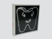 Afisaje cu LED-uri pentru cabinete stomatologice