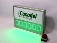 Cronometre electronice cu LED-uri