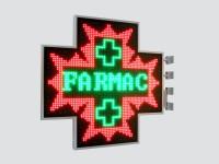 Cruci de farmacie cu LED-uri