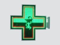 Cruci de farmacie cu LED-uri - modele personalizate