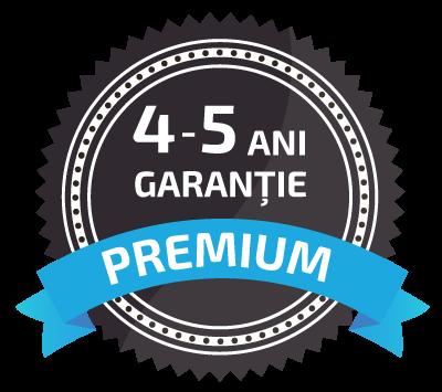 Garantie 4-5 ani